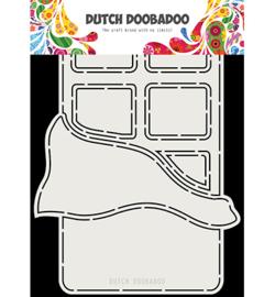 Dutch Doobadoo - 470.713.816 - DDBD Card Art Chocolate