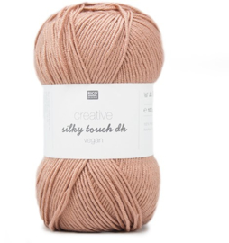 Rico Design - Creative Silky Touch dk - 03 Old Pink
