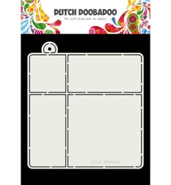 Dutch Doobadoo - 470.713.839 - Card Art Cadeautje