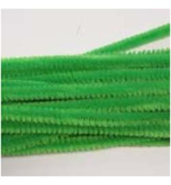 12271-7113 - Chenille, Light Green - 20 stuks - 30 cm