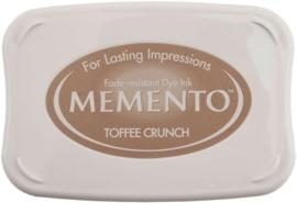 Memento inktkussen Toffee Crunch