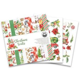 Piatek13 - Paper pad Christmas treats P13-CHT-09 6x6