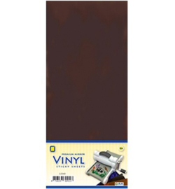 Vinyl sheets - 3.0553 - Mirror Vinyl, Brown