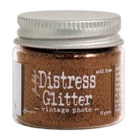 Distress Glitter - Vintage Photo