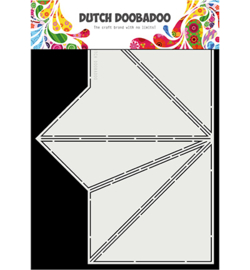 Dutch Doobadoo - 470713757 - Card Art Teepee