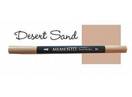 Memento marker Desert sand