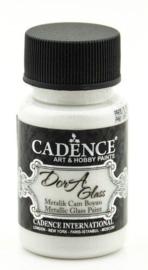 Cadence Dora Glas & Porselein verf Metallic Parelmoer 01 013 3152 0050 50 ml