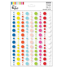 Pinkfresh Studio PFRC500116 - Enamel Dots