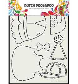 Dutch Doobadoo - 470.713.798 - DDBD Dutch Mask Art clothes