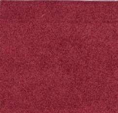 Glitterpapier dun rood - per vel