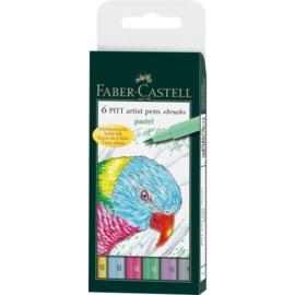 """FABER CASTELL PITT® artist pen """"brush"""""""
