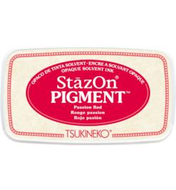 StaZon Pigment - SZ-PIG-21 - Passion Red