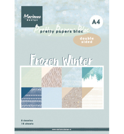 Marianne D Paper PK9172 - Frozen Winter