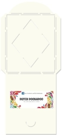 Dutch Doobadoo - Dutch Enveloppe Art - Square with Diamond