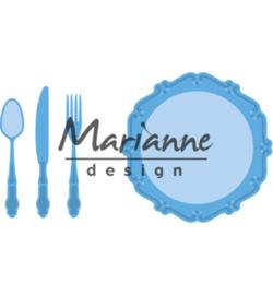 Marianne D Creatables LR0566 - Diner set