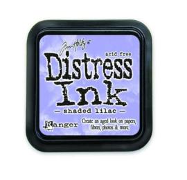 Ranger Distress Inks pad - shaded lilac TIM34957 Tim Holtz