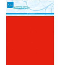 Marianne D CA3137 - Red mirror paper