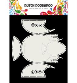 Dutch Doobadoo - 470.713.787 - DDBD Card Art Babyshoes 2 set