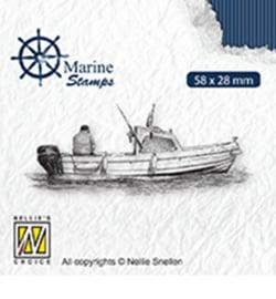 Nellie`s Choice - VCS001 - Maritime Boat