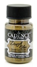 Cadence Dora Glas & Porselein verf Metallic Peridoot goud 01 013 3171 0050 50 ml