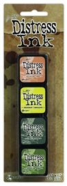 Ranger Distress Mini Ink Kit 10 TDPK40408 Tim Holtz