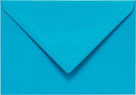 Papicolor Envelop C6 korenblauw 105gr-CV 6 st 302965 - 114x162 mm