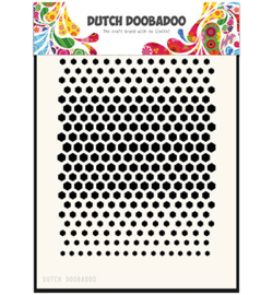 Dutch Doobadoo Mask Art Honeycomb
