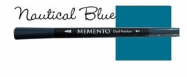 Memento marker Nautical blue