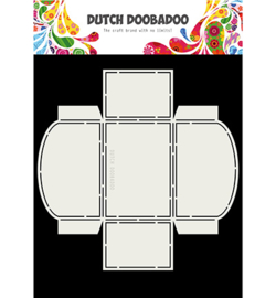 Dutch Doobadoo - 470713054 - Box Art Cookie tray