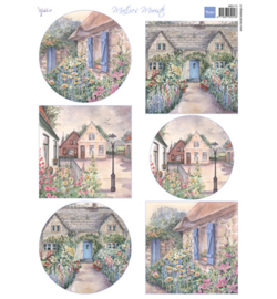Marianne D Knipvel MB0173 - Mattie's mooiste: Cottages