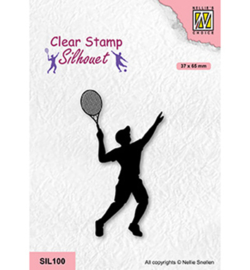 Nellie`s Choice - SIL100 - Tennis player