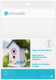 Silhouette Image Transfer Paper, 21,5cm x 27,9cm