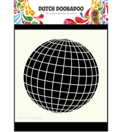 Dutch Doobadoo - 470715610 - Mask Art Earth