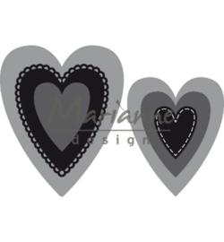 Marianne D  CR1461 - Nest die hearts (M)