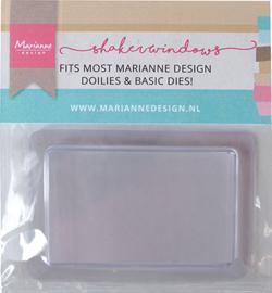 Marianne D LR0039 - Shaker Windows - Rectangle