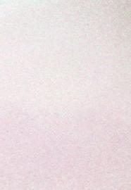 EVA foam vellen 2mm 22x30cm 5 st Wit glitter 12315-1533