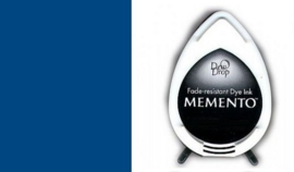 Memento Dew Drop inktkussen Nautical Blue MD-000-607