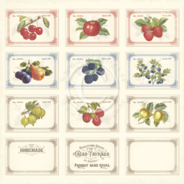 Pion Design - Siri's Kitchen - Labels - 12x12