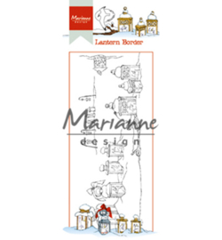 Marianne D Stempel HT1640 - Hetty's lantern border