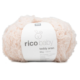 Rico Design - Baby Teddy Aran 021 Powder