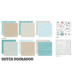 Dutch Doobadoo - 473.005.015 - Crafty Kit XL Seashore