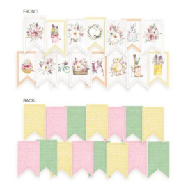 Piatek13 - Piatek13 - Banner / die cut The Four Seasons - Spring 15 st P13-SPR-32
