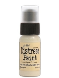 Tim Holtz Distress Paint - Antique Linen