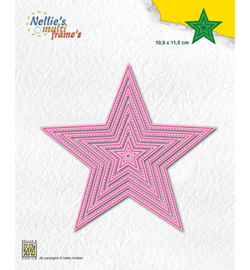 Nellie`s Choice - MFD137 - 5-point stars