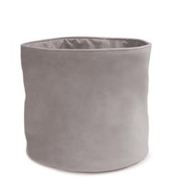5354D.1416/07 - Velvet Deluxe Pot Basket, Taupe