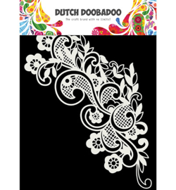 Dutch Doobadoo - 470.715.168 - Dutch Mask Art, Mask Kant