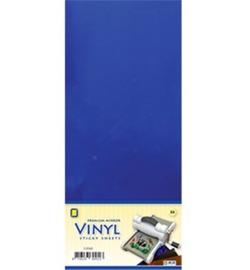 Vinyl sheets - 3.0548 - Mirror Vinyl, Blue