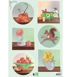 Marianne D Knipvel - EWK1289 - Sensibility Autumn
