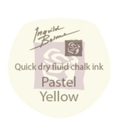 Chalk Edger Pastel Yellow