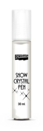 Pentart Snow Crystal pen 36913 30 ml